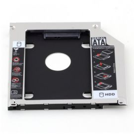 CADDY 2DO DISCO DURO LAPTOP EN CD - ROM DVD 12,5 MM