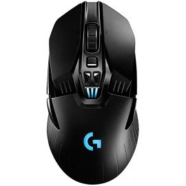 MOUSE LOGITECH G903 HERO LIGTHSPEED WIRELESS RGB BLACK - GAMING