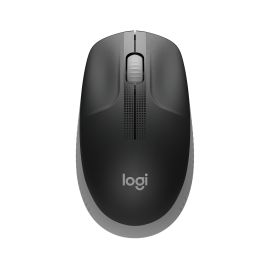 MOUSE LOGITECH M190 WIRELESS CHARCOAL