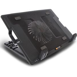 COOLER PARA LAPTOP METALIZADO -HASTA 17