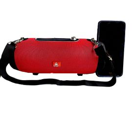 Parlante Bluetooth Recargable Radio / USB / SD / Reproductor / con colgador