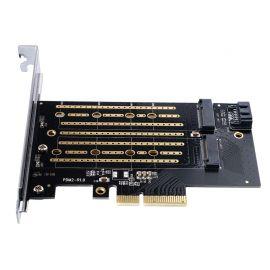 TARJETA DE EXPANSIÓN ORICO M.2 NVME A PCI-E 3.0 X4 – 2TB MOD PDM2