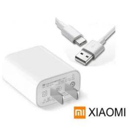 CARGADOR USB CON CABLE TIPO C -XIAOMI